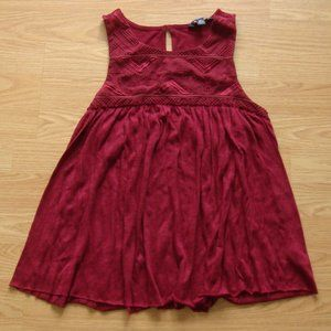 American Eagle Outfitters Babydoll Tank   Size S